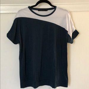 Topman Shirts - Topman Loose Fit T-Shirt Size S
